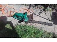 Qualcast Hedgemaster 480 Plus Hedge Trimmer & Cable