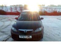2007 Black Mazda 2 - 1.4. VGC and Low Mileage