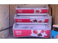 REFURBISHED !!! ICE CREAM FREEZER = = £ 1600