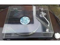 SANSUI 222 MK2 DRIVE BELT TURNTABLE TEHNICS CARTRIDGE RECORD PLAYER