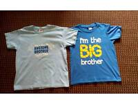 Boys big brother t-shirt