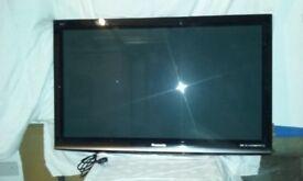 "Panasonic 46"" HDTV for sale"