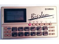 VINTAGE 1980s Yamaha Big Jam RY-9 RY9 Rhythm Programmer Drum Machine guitar IN and MIDI out