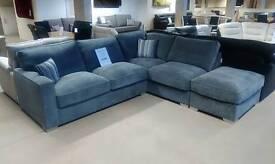 Cargo/frieda luxury corner suite now £899.00 in stock for immediate delivery !!