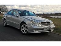 Mercedes E220 Cdi Advantgarde 2004