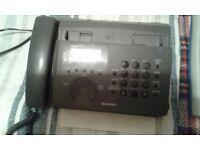 Sharp UX-40 fax machine working condition