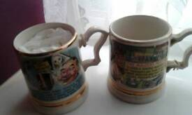 Collectable jugs