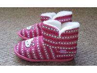 Brand New Hello Kitty Slippers