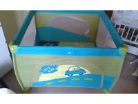 Travel cot/playpen VGC