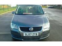 vw touran 1.9tdi 2007 7seater