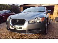 Jaguar XF 3.0d V6 Luxury (2010 model)