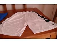 Nike shorts.