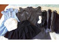 Girls age 6 school bundle