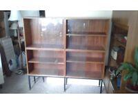 Four glazed units (staples ladderax?) £65