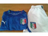 italian football stip. age 10