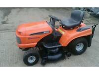 Husqvarna CTH151 ride on mower