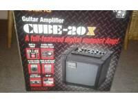 Roland Cube 20x amplifier