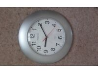 Small Kitchen Wall Clock AND Ikea Mantle Clock