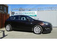 Astra 2.0dcti 16v elite automatic. Leather seats