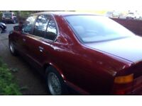 BMW 520i SE 1990