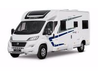 Motorhome Hire in Falkirk