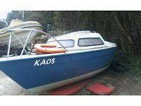 day fishing boat