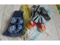 Baby clothes bundle 3-9 months