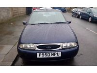 FORD FIESTA 1.2 AUTOMATIC LONG MOT SEPTEMBER 2017 PX WELCOME