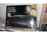 George Foreman Grill, 10 Portion, Brand new!