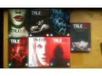 Trueblood series 1-7 DVD collection