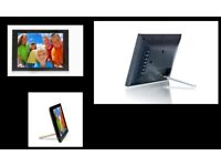 FotoConnect 26cm Digital Picture Frame -Instantly receive pics from those you love around the world