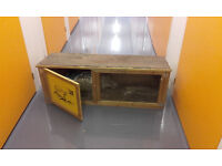 Animal hutch for sale this weekend