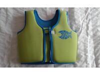 age 4-5 swim vest
