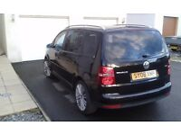 VW TOURAN 2008 1.9 TDI SE