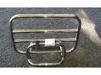 Vespa gts gtv lx rear rack
