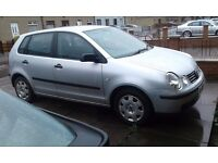 VW Polo 1.2 2005 for sale