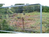 harras fence panels