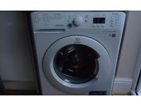 INDESIT 8kg 1600 A++. Twenty months old washing machine for sale £220 ovno.