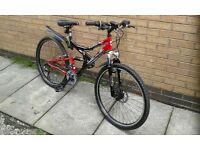 Mens mountain bike , Truro Cornwall.