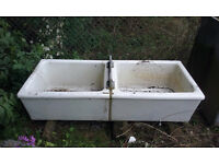 Large Double Belfast Sink