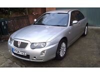 Rover 75 contemporary diesel **77k**cruise**