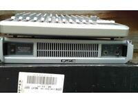 QSC PLX 2502 Professional 2500w Power amplifier