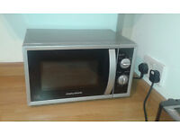 Morphy Richards MM820CXN Standard Microwave - Silver, for sale