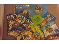 Club penguin books and accessories