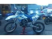 Gas gas 250sx 2001