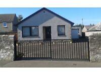 Detached bungalow Letham Angus