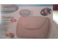 Homedics Shiatsu Cushion with Heat