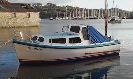 """SEAFARER 21"" Fishing/pleasure boat."