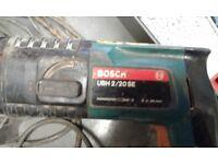 Bosch UBH 2/20 SE SDS DRILL