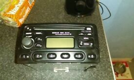 Ford radio. 6000CD